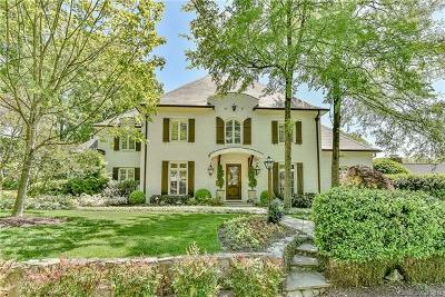 Charlotte, Davidson, Indian Trail, Matthews, Midland, Mint Hill, Indian Land, Catawba, Clover, Fort Mill, Lake Wylie, Rock Hill, Tega Cay, York Single Family Home For Sale: 901 Colville Road
