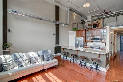 Charlotte NC Condo/Townhouse For Sale: $330,000