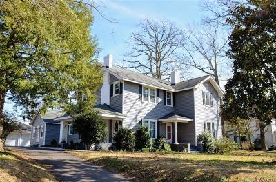 Kings Mountain Single Family Home For Sale: 600 N Piedmont Avenue