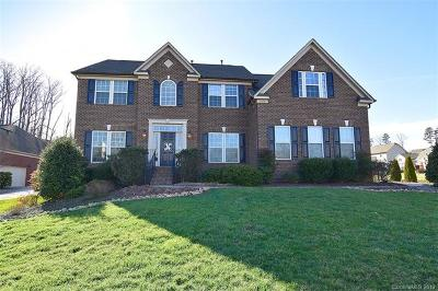 Harrisburg, Kannapolis Single Family Home For Sale: 3839 Hounslow Lane