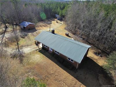 Wadesboro Single Family Home Under Contract-Show: 1681 Nc 109 Highway N