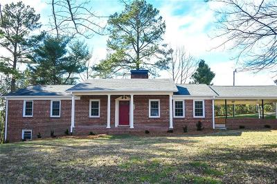 Alexander County, Caldwell County, Ashe County, Avery County, Watauga County, Burke County Single Family Home Under Contract-Show: 1629 Nc 126