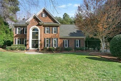 Charlotte Single Family Home For Sale: 4436 Overlook Cove Road