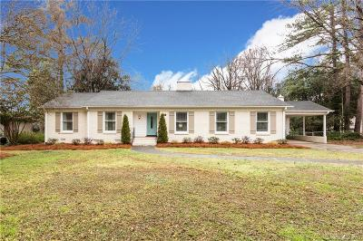 Sherwood Forest Single Family Home Under Contract-Show: 419 Nottingham Drive