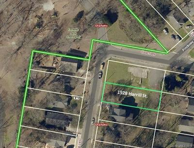 Residential Lots & Land For Sale: 1928 Harrill Street