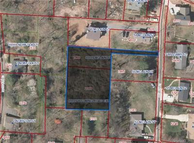 Buncombe County Residential Lots & Land For Sale: 99999 McLain Street
