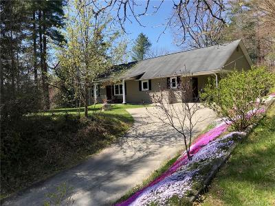 Pisgah Forest Single Family Home For Sale: 27 Whispering Pines Drive