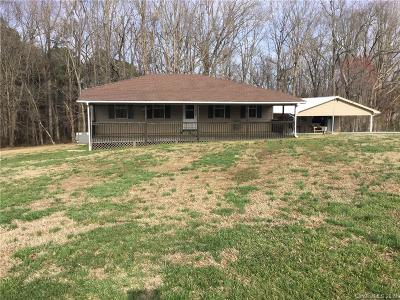 Monroe NC Single Family Home For Sale: $189,000