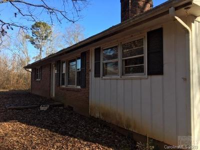 Rutherfordton Single Family Home For Sale: 195 Iron Horse Drive
