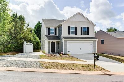 Charlotte NC Single Family Home For Sale: $233,500