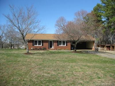 Gaston County Single Family Home Under Contract-Show: 1847 Saint Marks Church Road