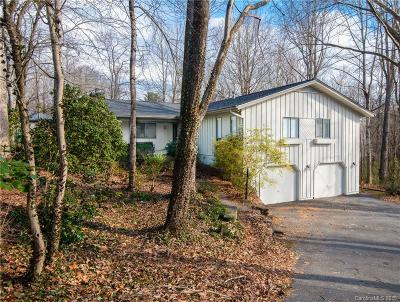 Henderson County Single Family Home Under Contract-Show: 3020 Chestnut Tree Road
