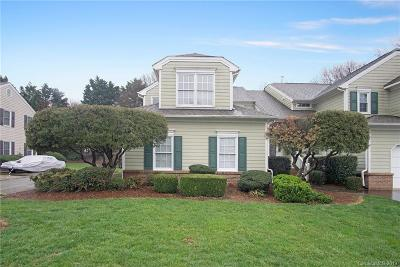 Charlotte Condo/Townhouse For Sale: 4715 Morning Dew Court
