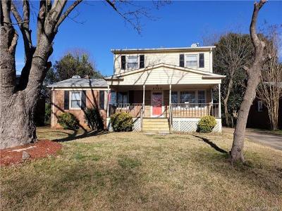 Charlotte Single Family Home For Sale: 4709 Holbrook Drive