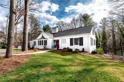 Catawba County Single Family Home Under Contract-Show: 561 11th Ave Circle NW