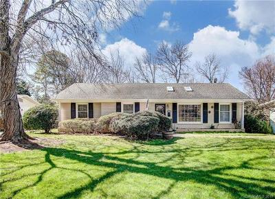 Single Family Home For Sale: 850 Burnley Road