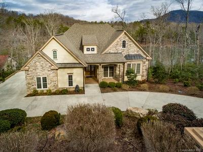 Lake Lure, Mill Spring, Rutherfordton, Columbus, Tryon Single Family Home For Sale: 584 Shumont Estates Drive