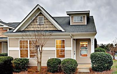 Rock Hill Condo/Townhouse For Sale: 547 Fawnborough Court