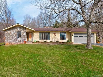 Haywood County Single Family Home For Sale: 405 Hillvilla Road