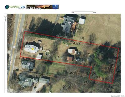 Residential Lots & Land For Sale: 1459 Mecklenburg Highway