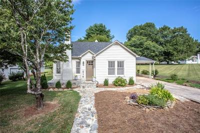 Catawba County Single Family Home For Sale: 614 N Frye Avenue