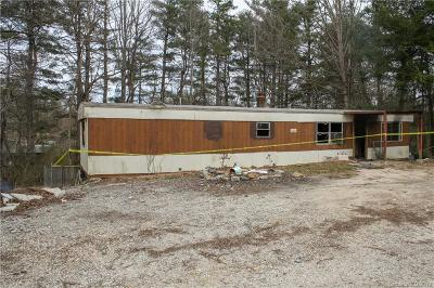 East Flat Rock NC Single Family Home Under Contract-Show: $20,000