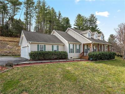 Weaverville Single Family Home For Sale: 632 Brook Knoll Circle