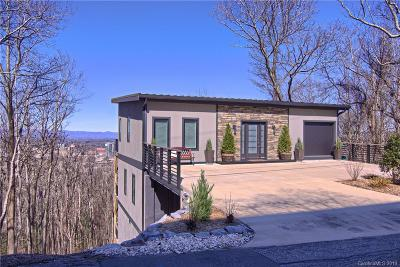 Asheville Single Family Home Under Contract-Show: 461 Windswept Drive