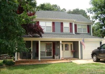 Charlotte Single Family Home For Sale: 7216 Colley Ford Lane