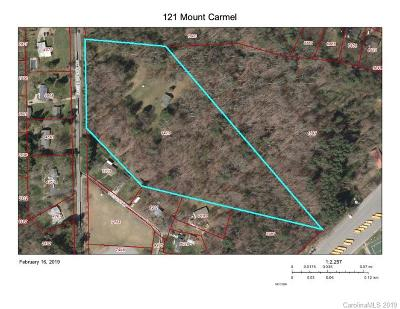 Asheville Residential Lots & Land For Sale: Mount Carmel Road