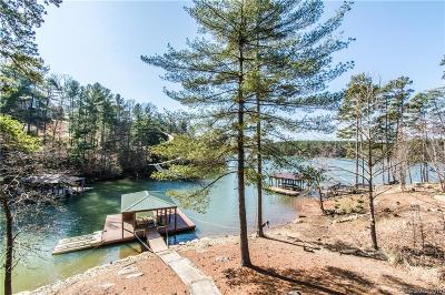 Caldwell County Single Family Home Under Contract-Show: 121 Deep River Court