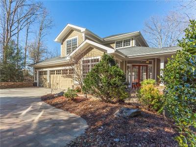 Asheville NC Single Family Home For Sale: $975,000