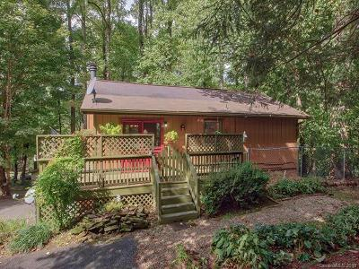 Haywood County Single Family Home For Sale: 49 Canary Lane
