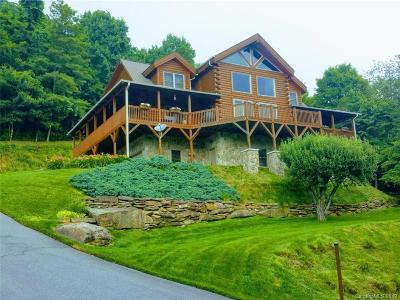 Haywood County Single Family Home For Sale: 268 Cub Trail