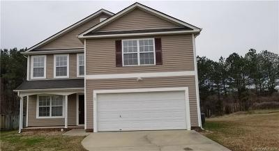 Kannapolis Single Family Home For Sale: 2640 Captains Watch Road