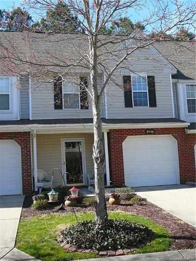 Charlotte NC Condo/Townhouse For Sale: $153,500