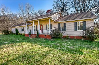 Huntersville Single Family Home For Sale: 11418 McCoy Road