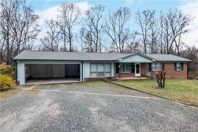 Gastonia Single Family Home For Sale: 143 Ll Harwell Road