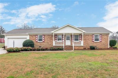 Gastonia Single Family Home For Sale: 505 Pam Drive