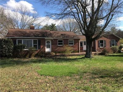 Lincolnton Single Family Home For Sale: 2124 Aspen Street