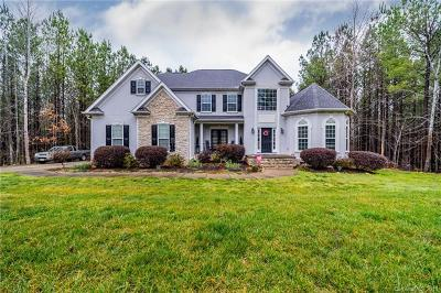 Rock Hill Single Family Home For Sale: 2161 Partridge Berry Lane