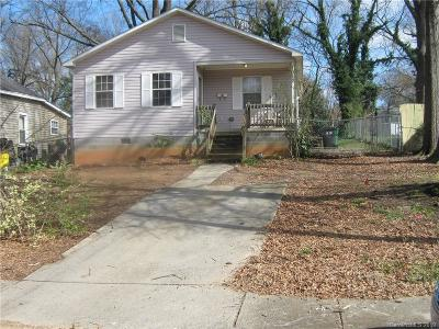 Villa Heights Single Family Home For Sale: 1912 Harrill Street