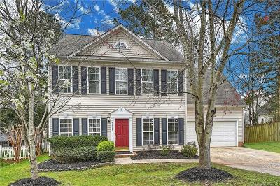 Waxhaw Single Family Home Under Contract-Show: 7815 Antique Circle