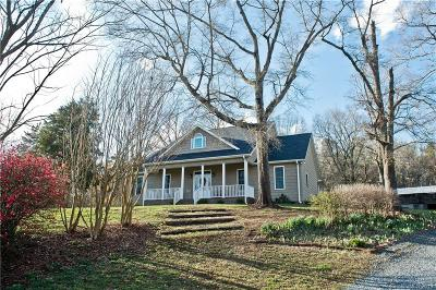 Albemarle Single Family Home Under Contract-Show: 39025 Kemp Road