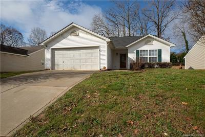 Rock Hill Single Family Home For Sale: 2264 Mancke Drive
