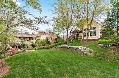 Asheville Single Family Home For Sale: 12 Baird Lane