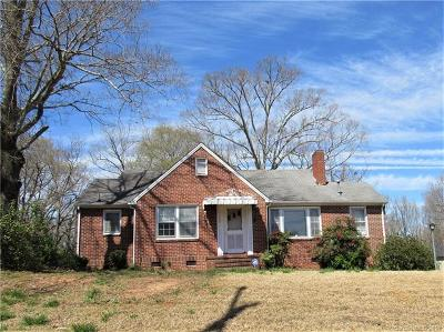 Single Family Home For Sale: 609 Congress Street