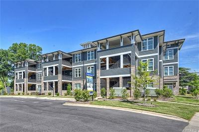 Charlotte Condo/Townhouse For Sale: 935 McAlway Road #202
