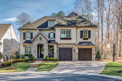 Charlotte NC Single Family Home For Sale: $864,900