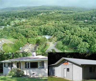 Buncombe County Residential Lots & Land For Sale: 201 & 207 Old Toll Road
